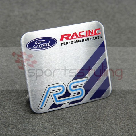 Ford Racing 'Performance Parts' RS' Badge