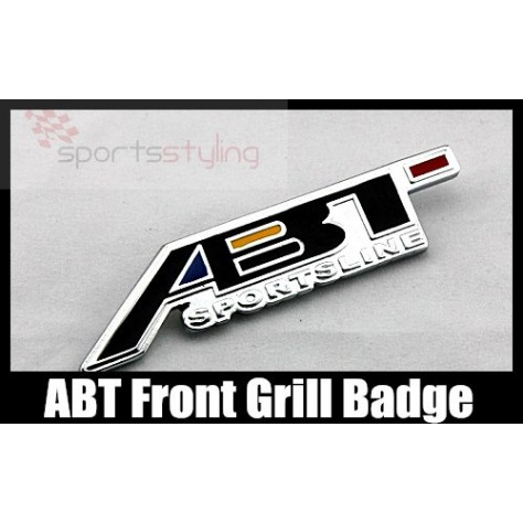 ABT Sportsline Grille Badge