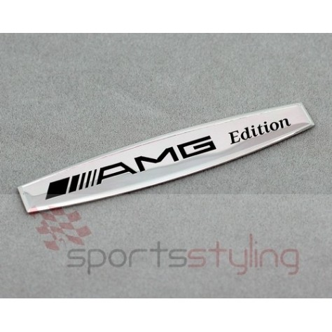 AMG Mercedes Badge