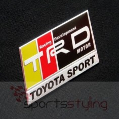 Toyota Racing Development TRD Badge