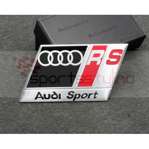 Audi Sport RS Badge