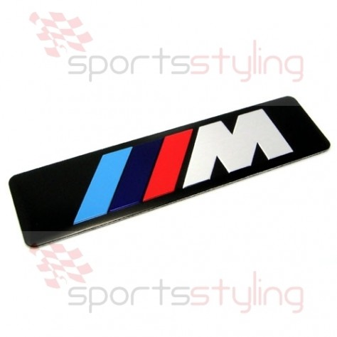 BMW ///M Motorsport Badge