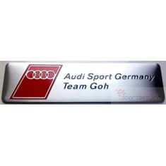 Audi Sport 'Team GOH' Badge