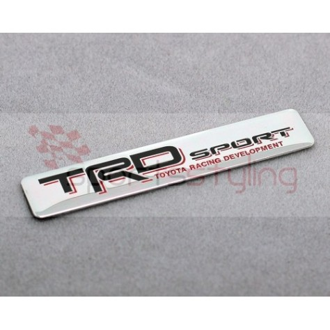 TRD Sport Badge